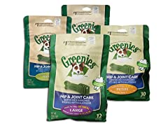 GREENIES® Hip & Joint Dental Chews- 3Size