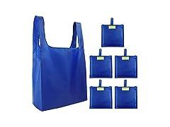 Reusable Tote Grocery Bag