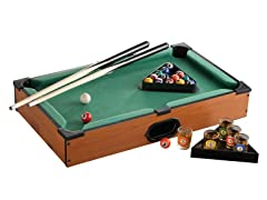 Shot Glass Pool Table Drinking Game Set