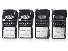 Family Reserve Whole Bean Coffee 4pk