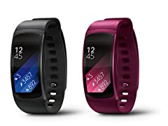 Samsung Gear Fit2 Smartwatches