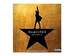 Hamilton (Original Broadway Cast Recording) (Explicit) (2CD)