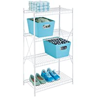 Deals on Honey-Can-Do SHF-05270 4-Tier Storage Shelf