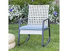 Rattan Rocking Chair -