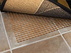 OutdoorGrip Area Rug Pad-7 Sizes