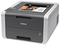Brother Digital Color Printer w/Wireless