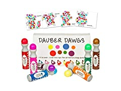 8 pack Washable Dot Markers