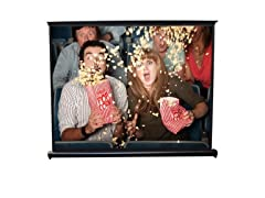 Pyle Table Top Pull Up Projector Screen: 50""