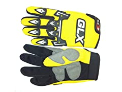 Off-Road Gloves - Yellow
