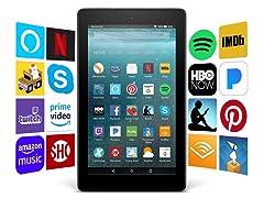 "Amazon Fire 7"" (2017) 16GB Wi-Fi Tablet"