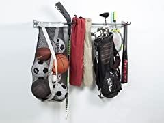 51-Inch Large Sport Storage Rack
