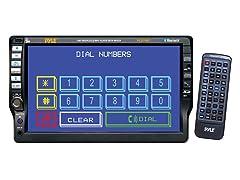 """7"""" Bluetooth In-Dash DVD Receiver"""