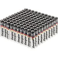 Deals on 100-Pack Energizer MAX Alkaline Batteries AAA