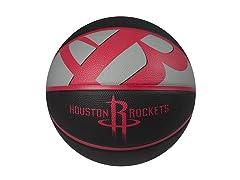 Houston Rockets Courtside Basketball