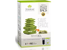 Tissaj Vacuum Space Saver Bags