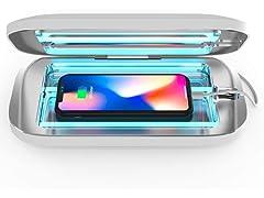 PhoneSoap Pro UV Smartphone Sanitizer