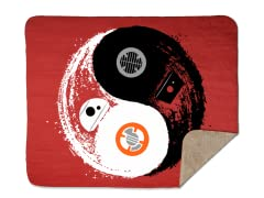 Droid Balance Sherpa Blanket
