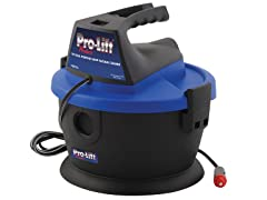Heavy-Duty Wet/Dry Vacuum Cleaner