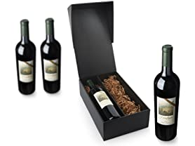 Juslyn Vineyards Perry's Red Blend - Your Choice