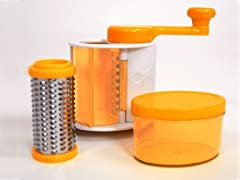 Casabella Rotary Cheese Grater