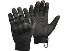 Magnum Force Reinforced Gloves, Medium
