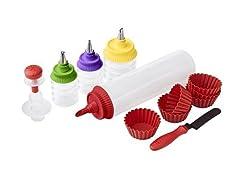 Kuhn-Rikon Ultimate Cupcake Set