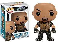 Funko Pop Fast & Furious Luke Hobbs