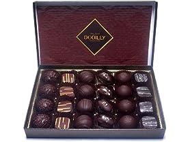 Elegant Desserts Truffles, 24-Count Box