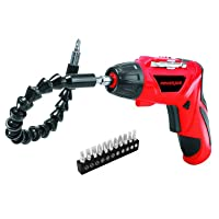 Deals on Sun Joe PJ4SDFLX Power Joe Li-Ion LED Pivot Cordless Screwdriver Kit