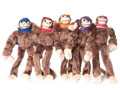 2012 Woot Monkey Games - Monkey 5-Pack
