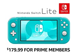 Nintendo Switch Lite - Your Choice Color