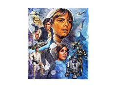 Disney Star Wars A New Hope Blanket