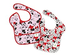 Minnie Classic SuperBib 2-Pk