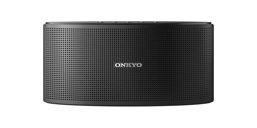 Onkyo X3 Bluetooth Speaker (OKAX3B/37) - Black | WOOT