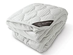 Behrens Cotton Diamond Mattress Pad- 4 Sizes