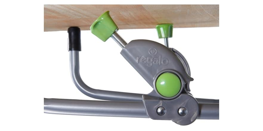 Regalo Easy Diner Portable Hook On Chair Kids Toys