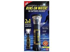 Hydralight Water-Powered Flashlight