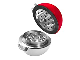Kobra Pokeball Herb Grinder 30mm