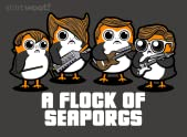 A Flock of Seaporgs