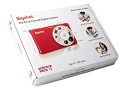 Elenco Bigshot DIY Camera Kit