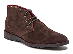 French Blu Driven-01 Chukka Brown