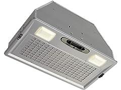 BROAN X002TJUUZ1 SILVER (Open Box)