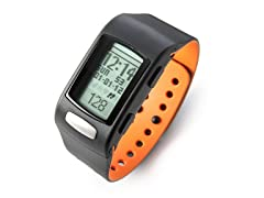 Lifetrak Activity Monitor - Orange/Black