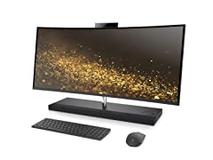 HP Envy Curved AIO 34-B025XT i7-7700 2.9Ghz 16GB 2TB