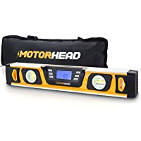 Motorhead 16-in Magnetic Digital Level MH-02-DL-B1-16-1