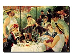 Pierre Renoir Luncheon of the Boating Party