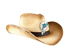 NFL Cowboy Hat - Dolphins