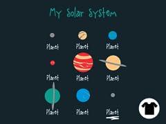 My Solar System