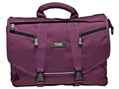Mini Messenger Bag - Purple