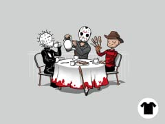 Killer Tea Party
